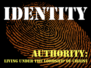 Identity: Authority