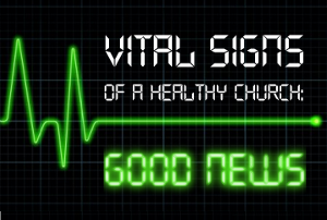 Vital Signs: Good News!