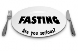 Fasting: are you serious??
