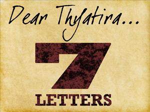 7 letters - Thyatira