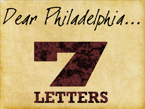 7 letters 6 - Philadelphia