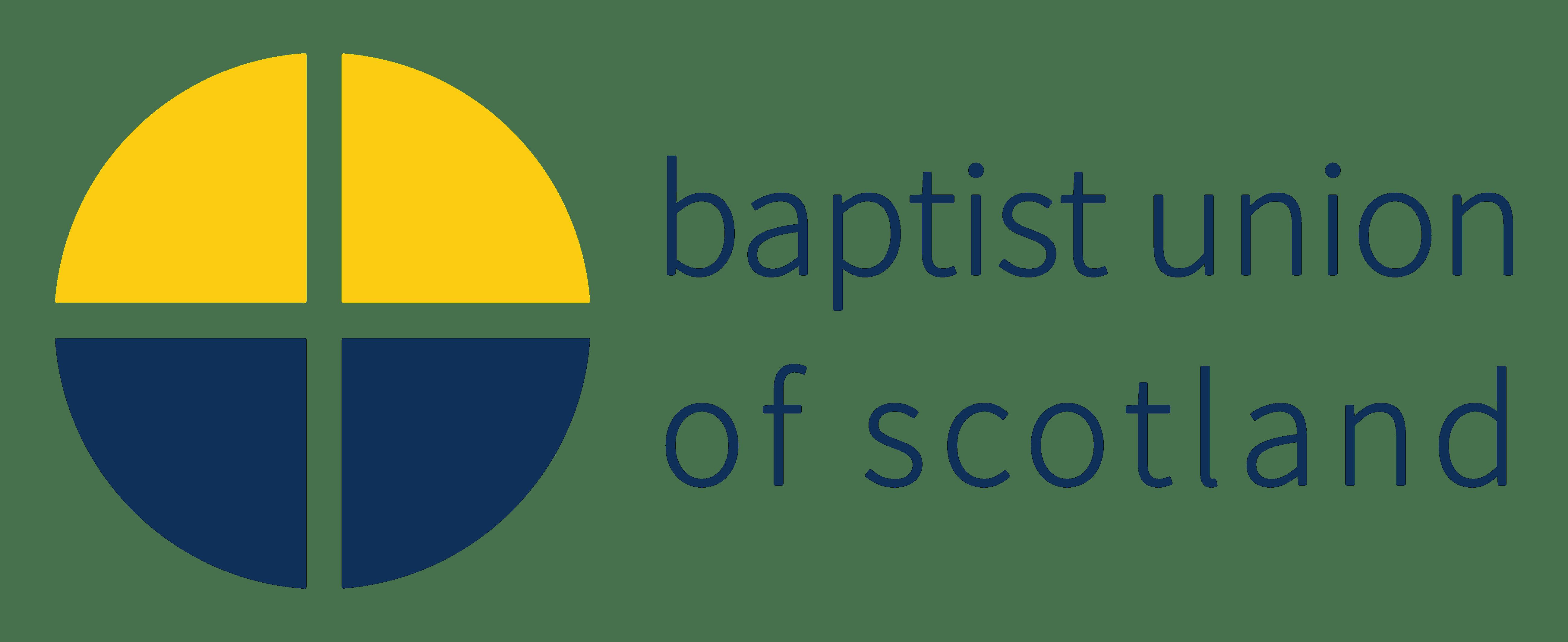 Baptist Union of Scotland logo