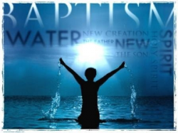 Baptism: What's It All About?