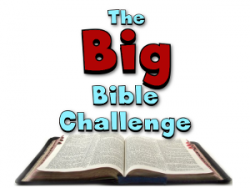 Big Bible Challenge: Forgiveness