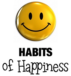 Habits of Happiness: 1a - Giving
