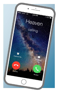 Heaven Calling: 4 - All Present & Correct (part A)