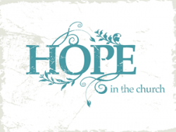 Hope in the Church