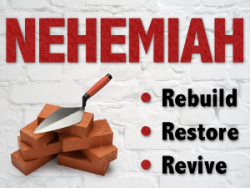Nehemiah pt 2: What is it that you want?