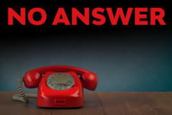 No Answer: 3 - When God is Late