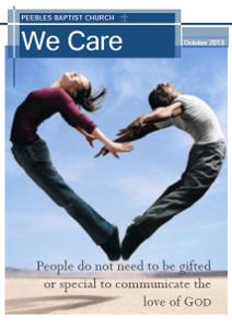 October 2013 Magazine