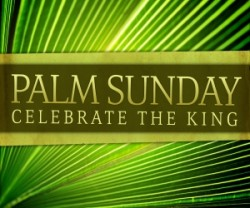 Palm Sunday: Regime Change