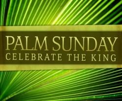 Palm Sunday: Regime Change