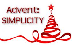 Advent: Simplicity