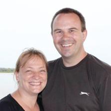 Andy & Jutta Cowie
