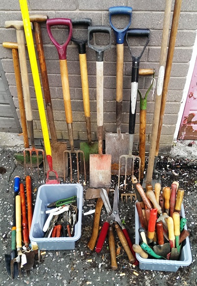 Tools galore